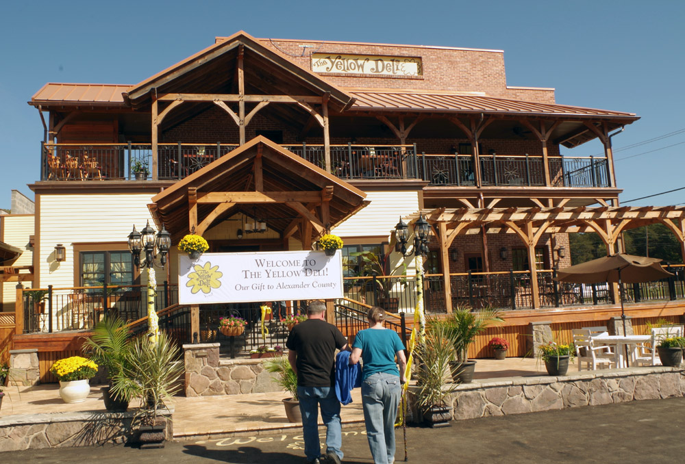 The Yellow Deli Opens In Hiddenite Question 12 Tribes