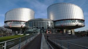La Cour européenne des droits de l'homme à Strasbourg le 24 janveir 2018. (image d'illustration)